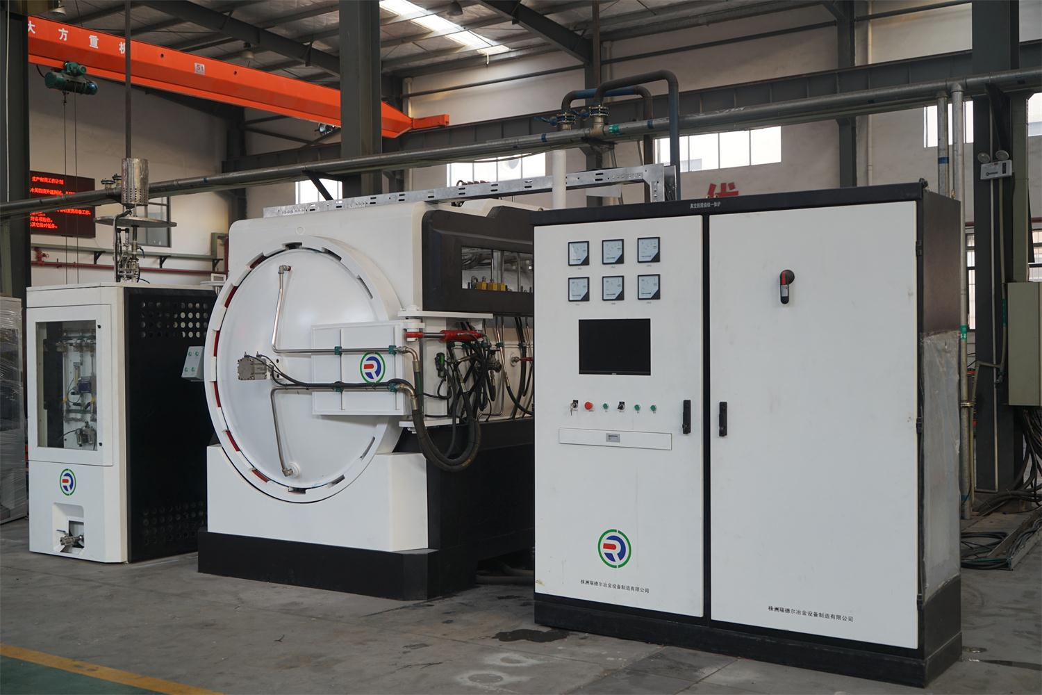 Integrated Vacuum Dewaxing Sintering Furnace (Rapid Cooling Time)